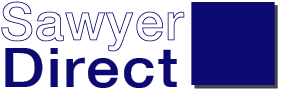 Sawyer Direct Custom Publishing Logo